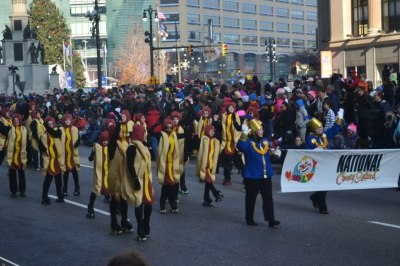 America's Thanksgiving Day Parade 2012