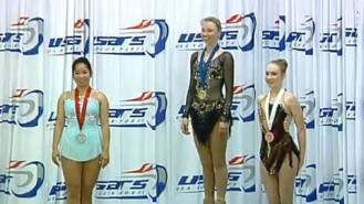 Kaylee_podium